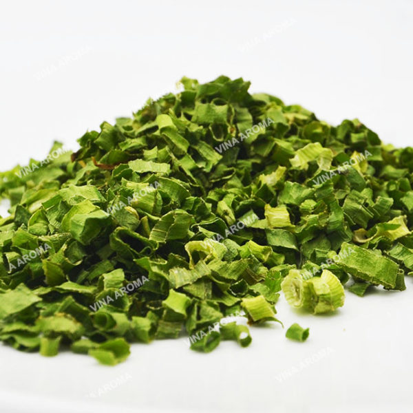 SPRING ONION LEAVES 3-4mm
