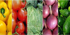 Chất lượng, giá trị dinh dưỡng qua màu sắc của thực phẩm