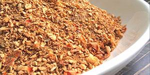 2 cách làm muối tôm Tây Ninh từ bột tôm và tôm khô chấm hoa quả siêu ngon