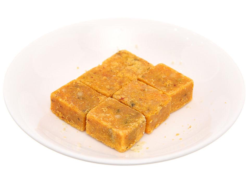 Ứng dụng bột hạt điều đỏ trong sản xuất viên gia vị bún riêu cua