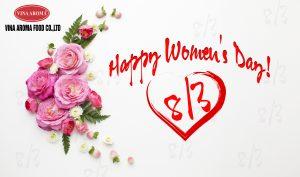Vina Aroma Happy Women's Day